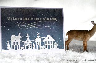 Make Christmas Card